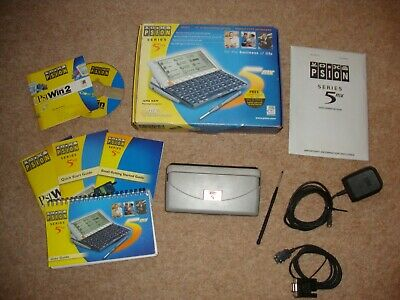 REFURBISHED PSION 5MX PDA  boxed with all accessories