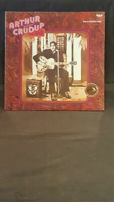 "Arthur ""Big Boy"" Crudup - Father of Rock and Roll - SEALED/BRAND NEW LP!"