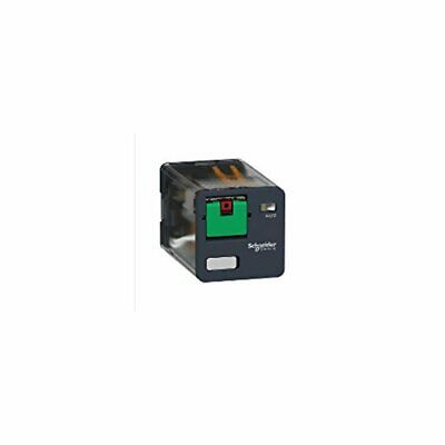 Schneider Electric RUMC21F7 Universal Relay 2CO 10A 120V, 2Co 10A Relay Cyl 120A