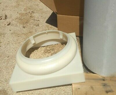 Tuscan Base for 10 inch Round Architectural Column