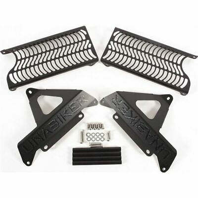 Unabiker Radiator Guards - HF250X-