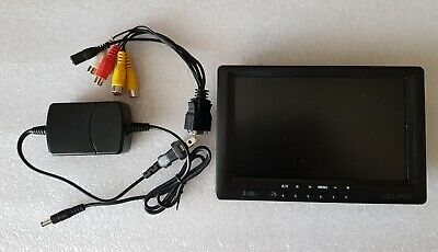 "Lilliput 7"" TFT LCD HDMI and Composite Widescreen Monitor"
