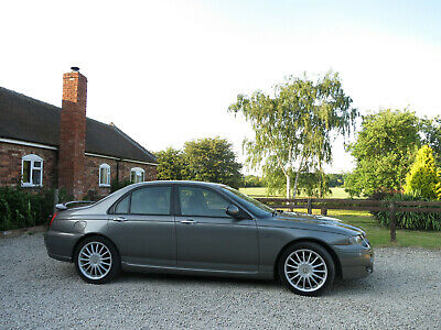 1 Owner Low Mileage MG ZT 190+ 2.5 V6 Manual Petrol  - Call 07389 702602 -
