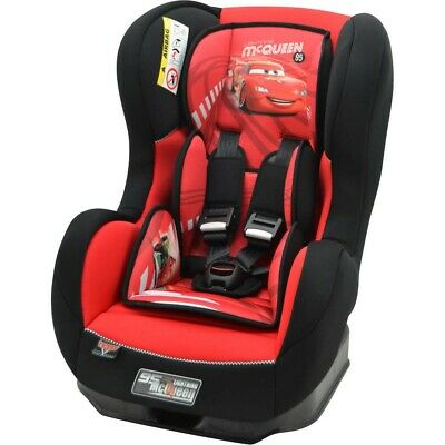 Cosmo SP Luxe Disney Cars Car seat. Birth to 4 Years 0-25 kg