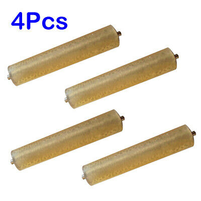 4Pcs Pinch Rollers Solvent Resistant for Mutoh Valuejet 1604 1624 1638 New