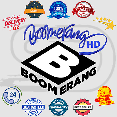 Boomerang Premium Subscription Account 📺 Kids Cartoons, Shows, Games & Videos