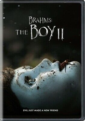 Brahms: The Boy II DVD 2020 BRAND NEW FAST SHIPPING