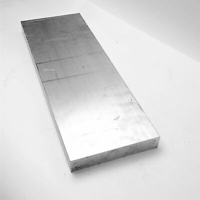"1.5"" x 8"" Aluminum 6061 FLAT BAR 24.875"" Long new mill stock sku 180246"