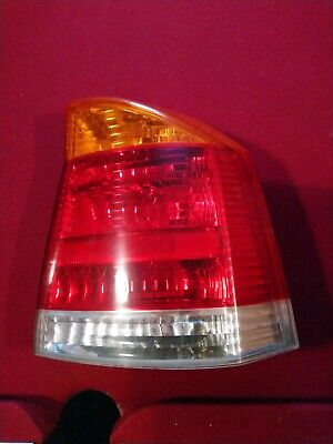 Vectra vauxhall/opel rear driver light