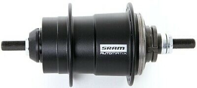Sram 2 Speed Automatic Disc Gear Hub Automatix Black+Mounting Set