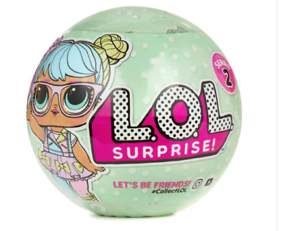 LOL Surprise L.O.L. Dolls Tots Series 2 Wave 1 Lets Be Friends FREE EXP SHIPPING