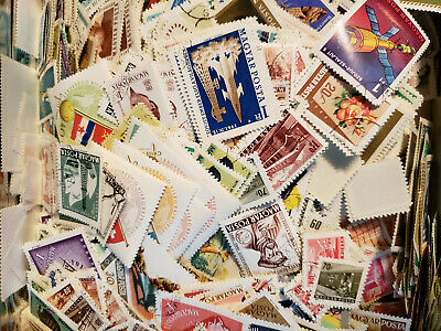 WORLDWIDE USED STAMPS (( OFF PAPER ))  COLLECTION ((  300 +  stamps ))