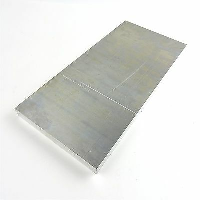 ".875"" thick 6061 Aluminum PLATE  10.625"" x 20"" Long Solid Flat Stock sku137182"