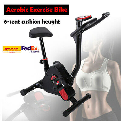 Aerobic Indoor Exercise Bike Cycling Trainer Cardio Fitness Workout Machine
