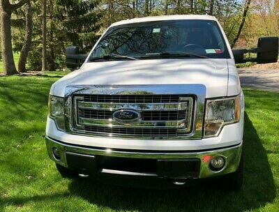 2013 Ford F-150  2013 Ford F-150 XLT 4x4 Supercab Ecoboost 3.5L V6, automatic, single owner