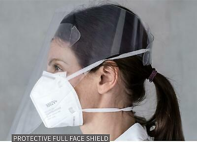 Primasafe Protective Full Face Shield PPE Anti Fog Reusable Washable