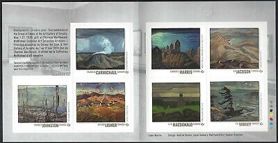 Canada  2020   GROUP OF SEVEN     Brand New 2020  Booklet Issue