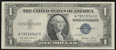 """$1935-E Small Silver Certificate """"Crisp Choice New"""" *Free S/H After 1st Item*"""