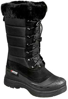 Baffin Inc Iceland Womens Boots (Black, 6)