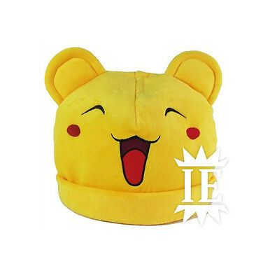 Card Captor Sakura Kero Chan Hat Plush Beanie Hat Plush Hut Cosplay