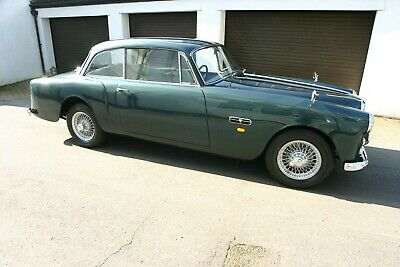 Alvis TD 21 Park Ward Manual Gearbox. Show Condition