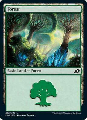 Lair of Behemoths Land Magic MTG IKO NM//Mint 269 Ikoria Mountain x4