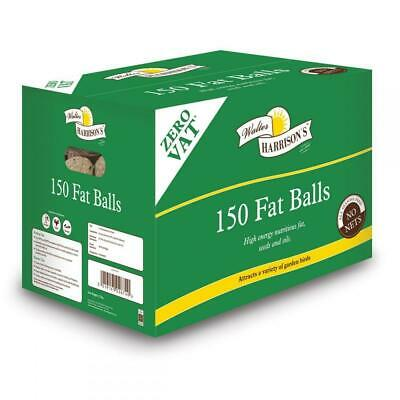 Harrisons Loose Wild Bird Fat Balls - 150