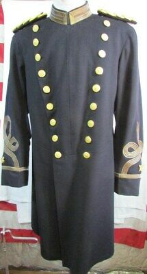 1902 Dress coat of Lt. Colonel of the Inspector General Corps of PA