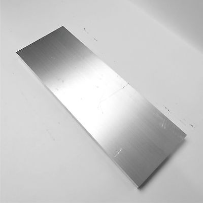 "1"" thick  Aluminum 6061 PLATE  7.75"" x 19.5"" Long  sku 137221"