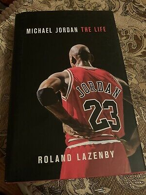 Michael Jordan : The Life by Roland Lazenby (2014, Hardcover) Nike Air