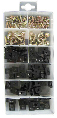 Asstd M10 Setscrews And Nuts Box 88 35012 Connect Genuine Top Quality Product