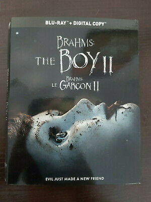 Brahms: The Boy 2 - BLU RAY SIZE - SLIPCOVER ONLY - NO DISC