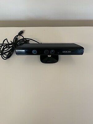 Microsoft Xbox 360 KINECT Motion Sensor Bar Black Model 1414 Kinect Connect
