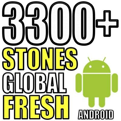 3300+ Stones Global Fresh Rank 1 - Android