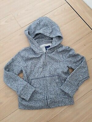 Gap Silver Hoody Age 6 To 7 Years