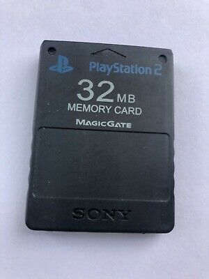 32MB PS2 Memory Cards For Sony PlayStation 2 Video Games Expansion Packs