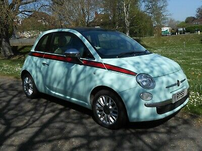 Gucci Style..! Fiat 500 1.2 Lounge - 2014 -  51,000 Miles - Service History