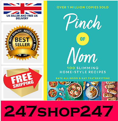 Pinch of Nom: 100 Slimming, Home-style Recipes 9781529014068