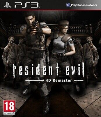 Resident Evil HD Remastered - PS3 📥