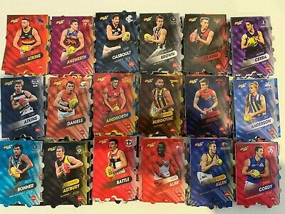 2020 Afl Select  Footy Stars Jigsaw Puzzle Team Sets Of (9) **Choose Your Team**