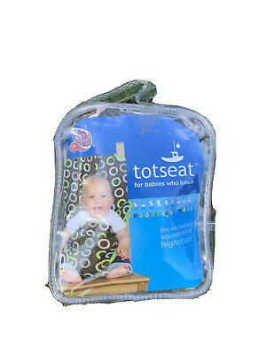 Totseat Travel Portable High Chair Support
