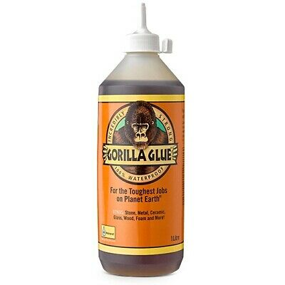 GORILLA GLUE ORIGINAL 1L 🦍 Incredibly Strong 🦍 Industry Trusted Tough Adhesive
