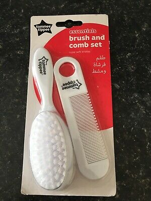Tommee Tippee Brush And Comb Set , Brand New