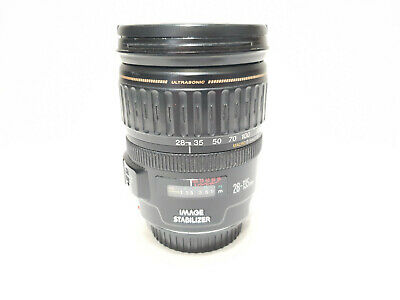Canon EF 28-135mm F/3.5-5.6 IS USM Full Frame Zoom Lens  **5583**