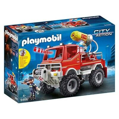 Playset City Action -  Firefighters Playmobil 9466