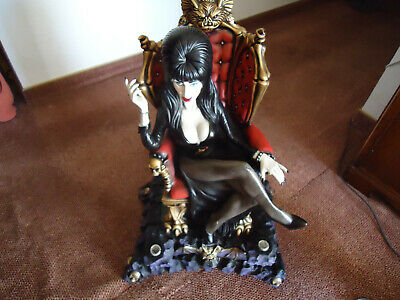 Vintage Elvira Slot Machine Topper Rare Igt Novelty Realistic Repo Of Elvira