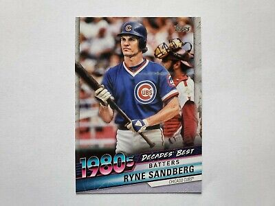2020 Topps Series 1 Decades' Best #1-100. Complete Your Set!!
