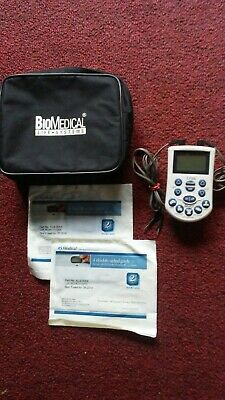 Empi Select Unit, Pain  Device, With case and some Pads