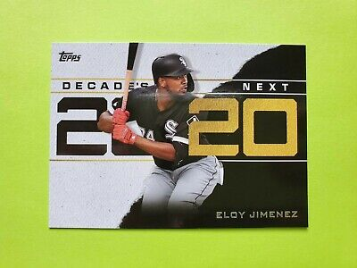 2020 Topps Series 1 Decades' Next #1-30. Complete Your Set!!