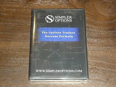 John Carter SimplerOptions Options Traders Success Formula DVD Simpler Trading